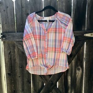 French laundry shirt  size med